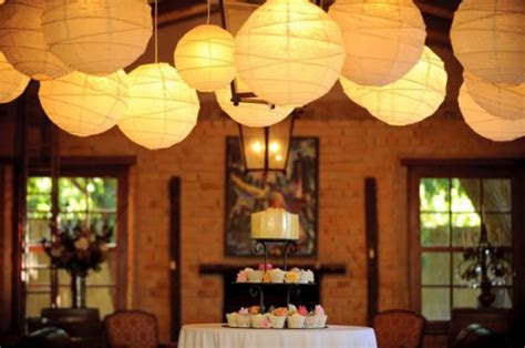 Paper Lantern Wedding Decorations   Romantic Decoration