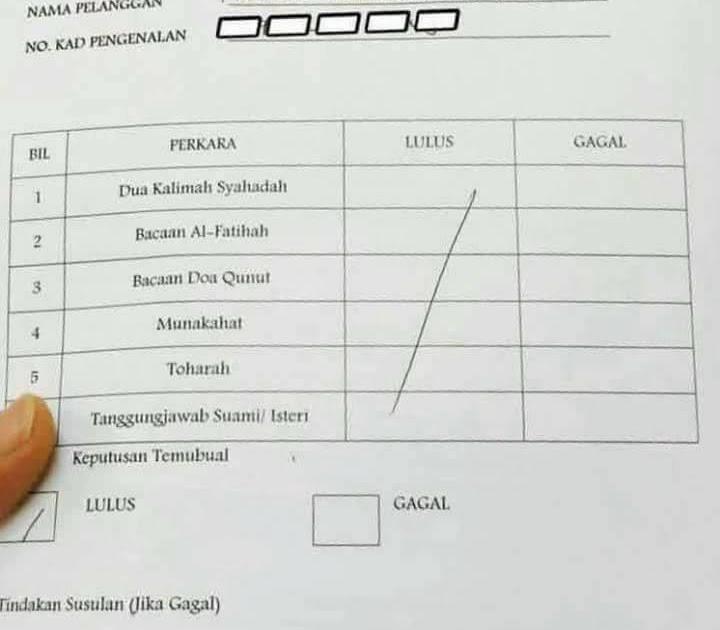 Soalan Interview Spa Pahang - Contoh Hore