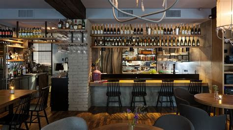 desain bar cafe