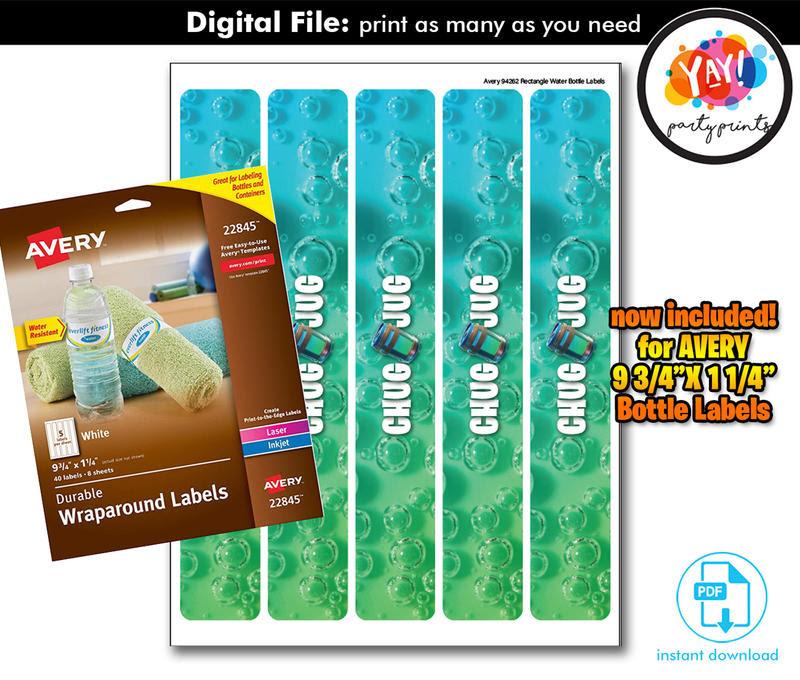 Free Fortnite Printables Chug Jug | Fortnite Free D