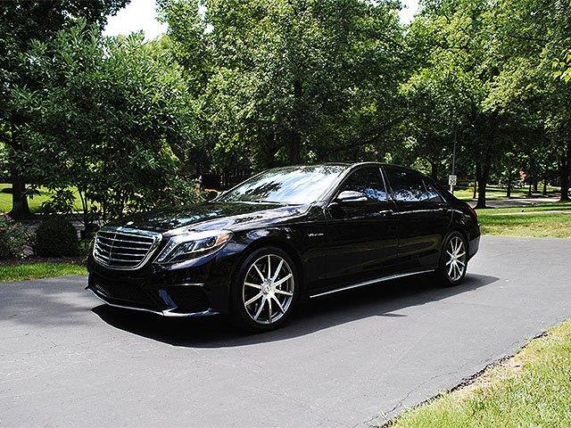 2014 Mercedes-Benz S63 AMG for sale in Springfield, MO ...