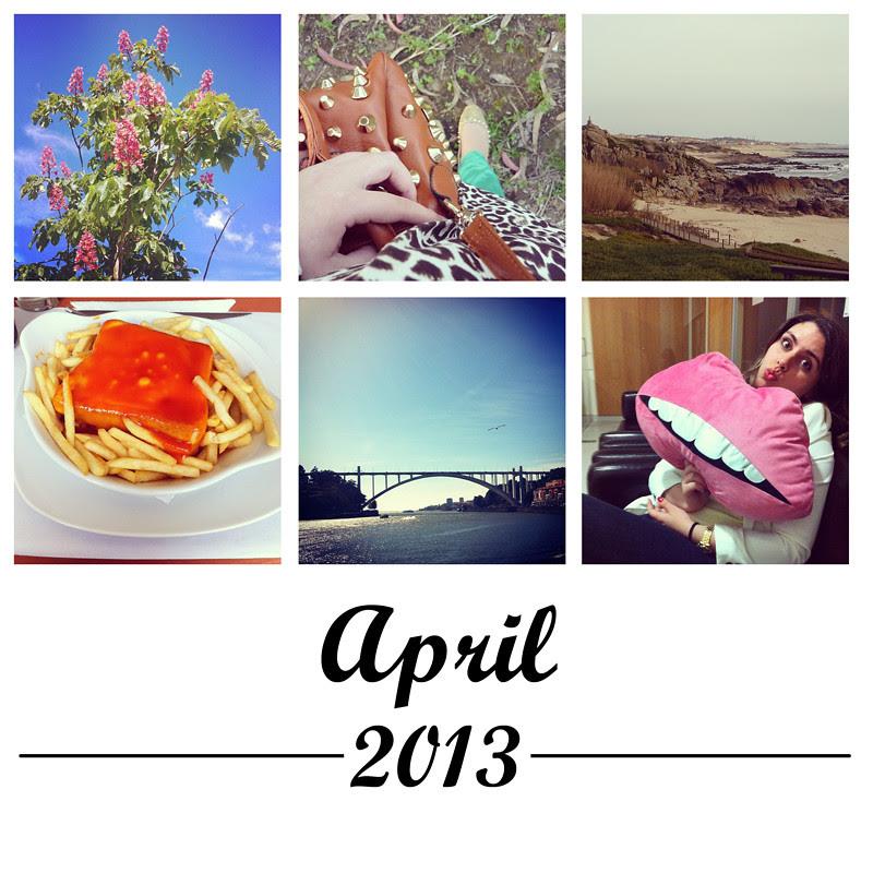 Instamonth: April