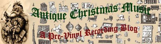 Antique Christmas Music