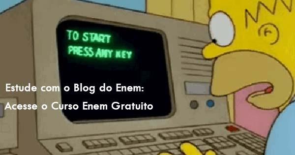 95a8c9ef8a8 Blog do Enem  simplificado como deve ser ~ Sandyt Agregador