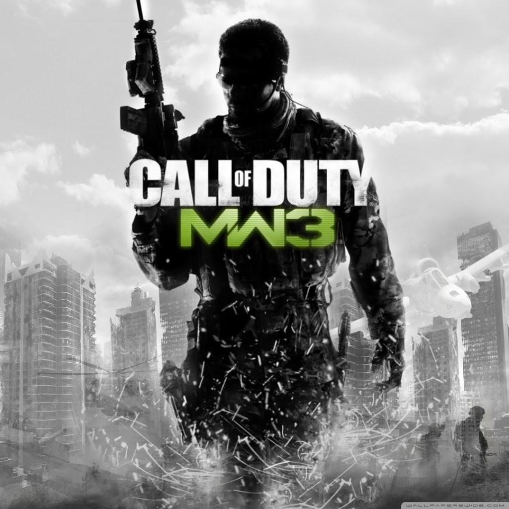 Desktop Call Of Duty Modern Warfare 3 Wallpapers