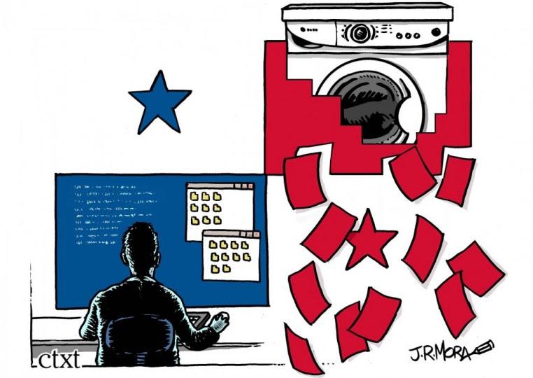 <p>El blanqueo de Panamá.</p>