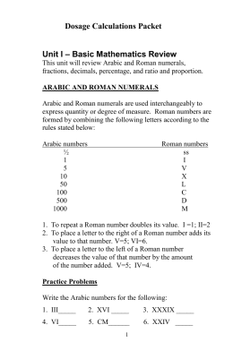 All Worksheets » Nursing Dosage Calculation Practice Worksheets  Printable Worksheets Guide for