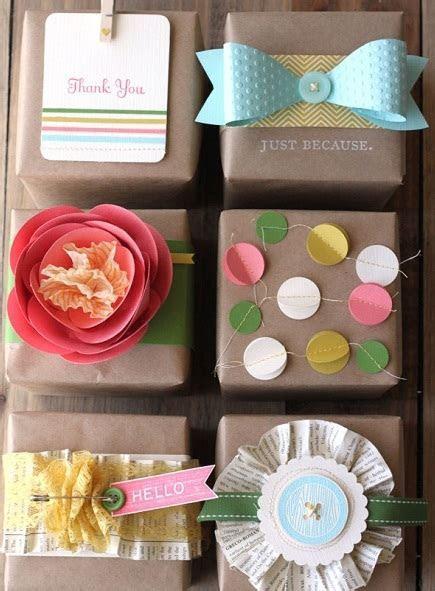 DIY Bridesmaid Gifts ? Creative Gift Wrapping Ideas