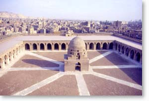Egitto, Moschea del Cairo  Fonte: dalla rete