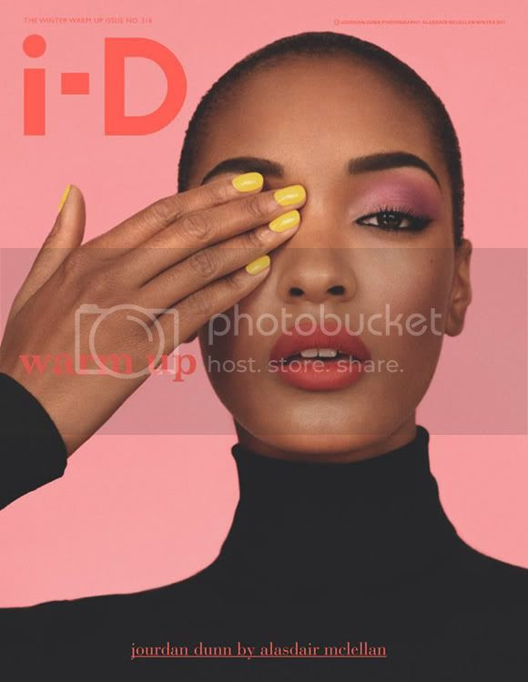 Jourdan Dunn ID Mag