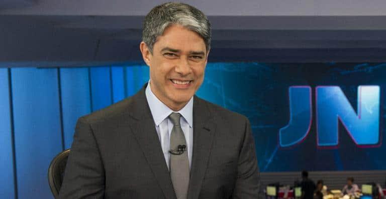 William Bonner vai comandar Jornal Nacional nos EUA em novembro