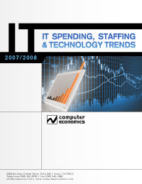 IT spending, staffing, and technology trends