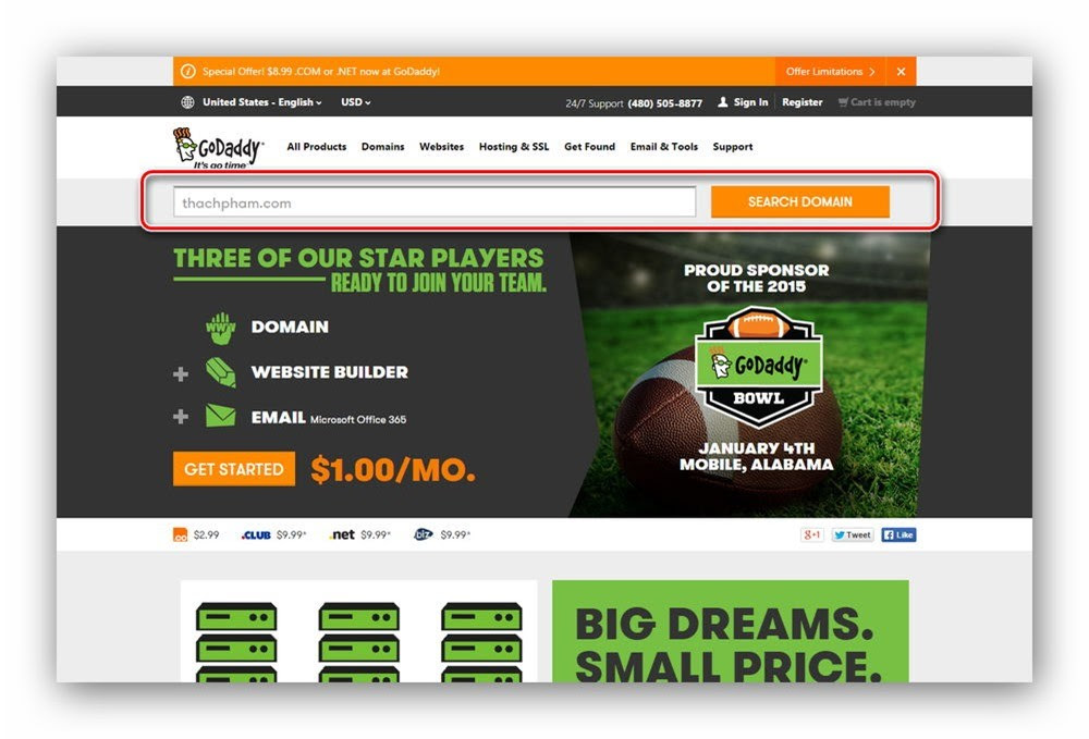 tim-domain-godaddy