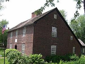 Josiah Day House, West Springfield, MA
