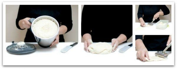 Prepara la masa de tu pan de pita con thermomix