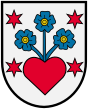 Coat of arms of Sankt Agatha