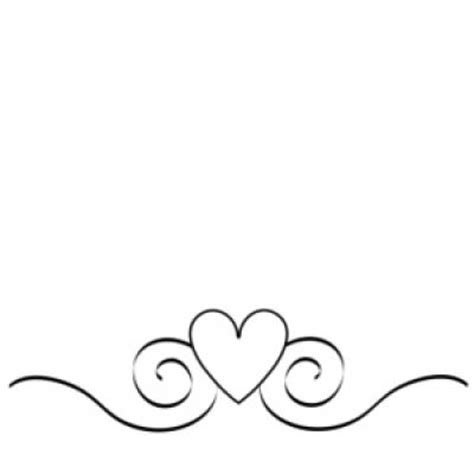 Black And White Heart Clipart   Clipartion.com