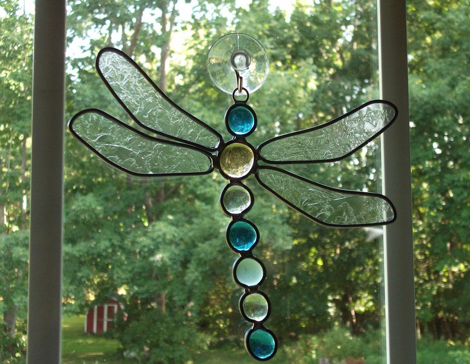 Popular items for dragonfly home decor on Etsy