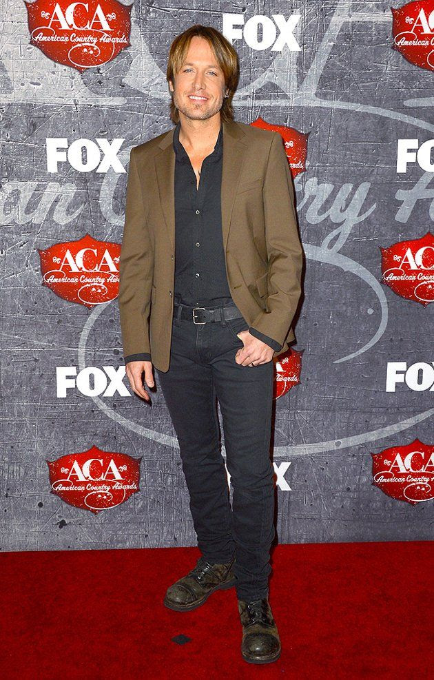 2012 American Country Awards - 12/10/12, Keith Urban
