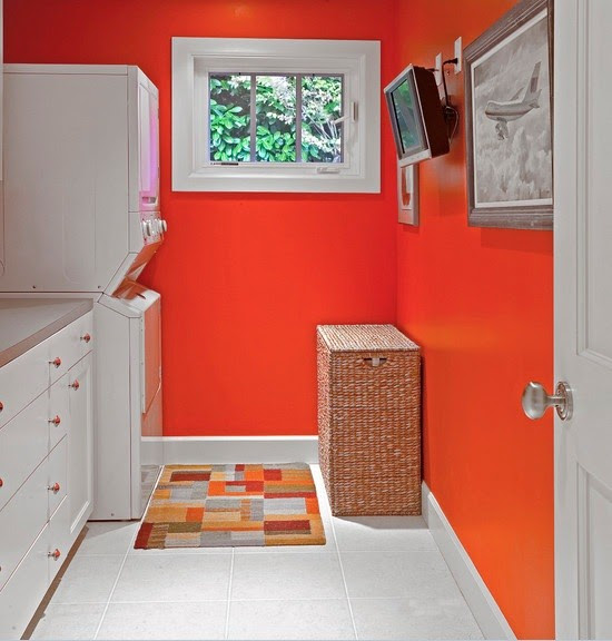 Laundry Room Paint Color Ideas for An Inviting Space | Home Interiors