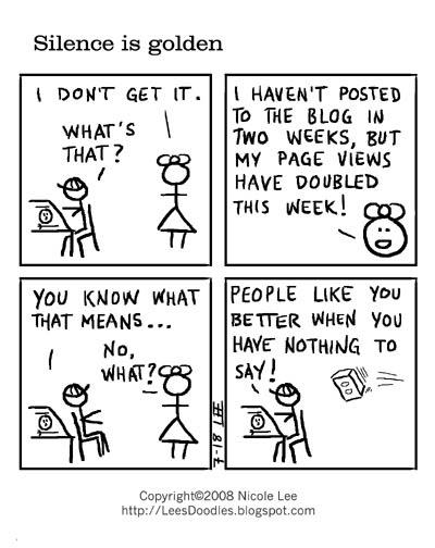 A Cartoon Is Worth a Thousand Words