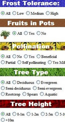 Choosing Fruit Trees