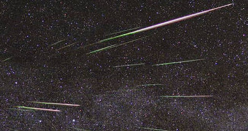 Look Up: Conditions are Perfect For a Fireball-Producing Meteor Shower Visible From Humboldt Tonight