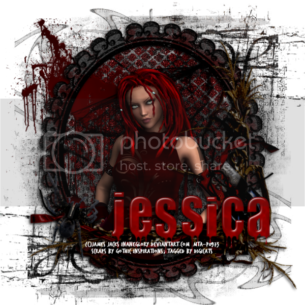 Horror Whorez - Jessica