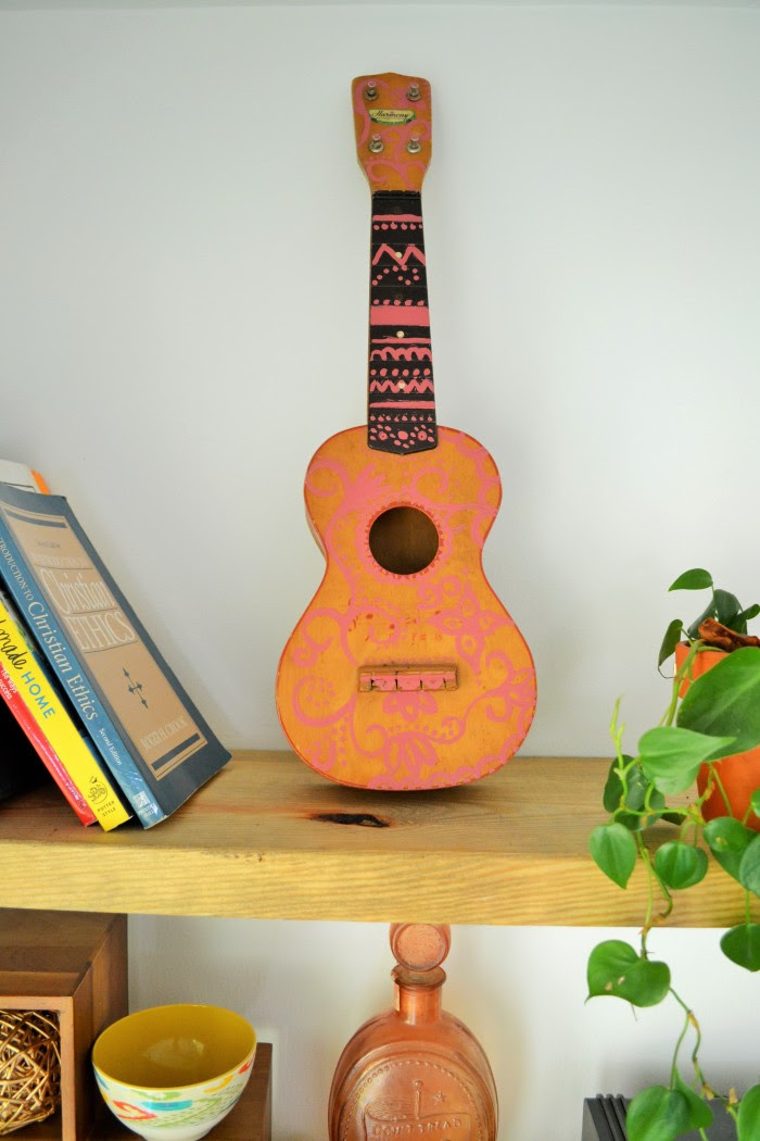 what to do with that old musical instrument nobody is using