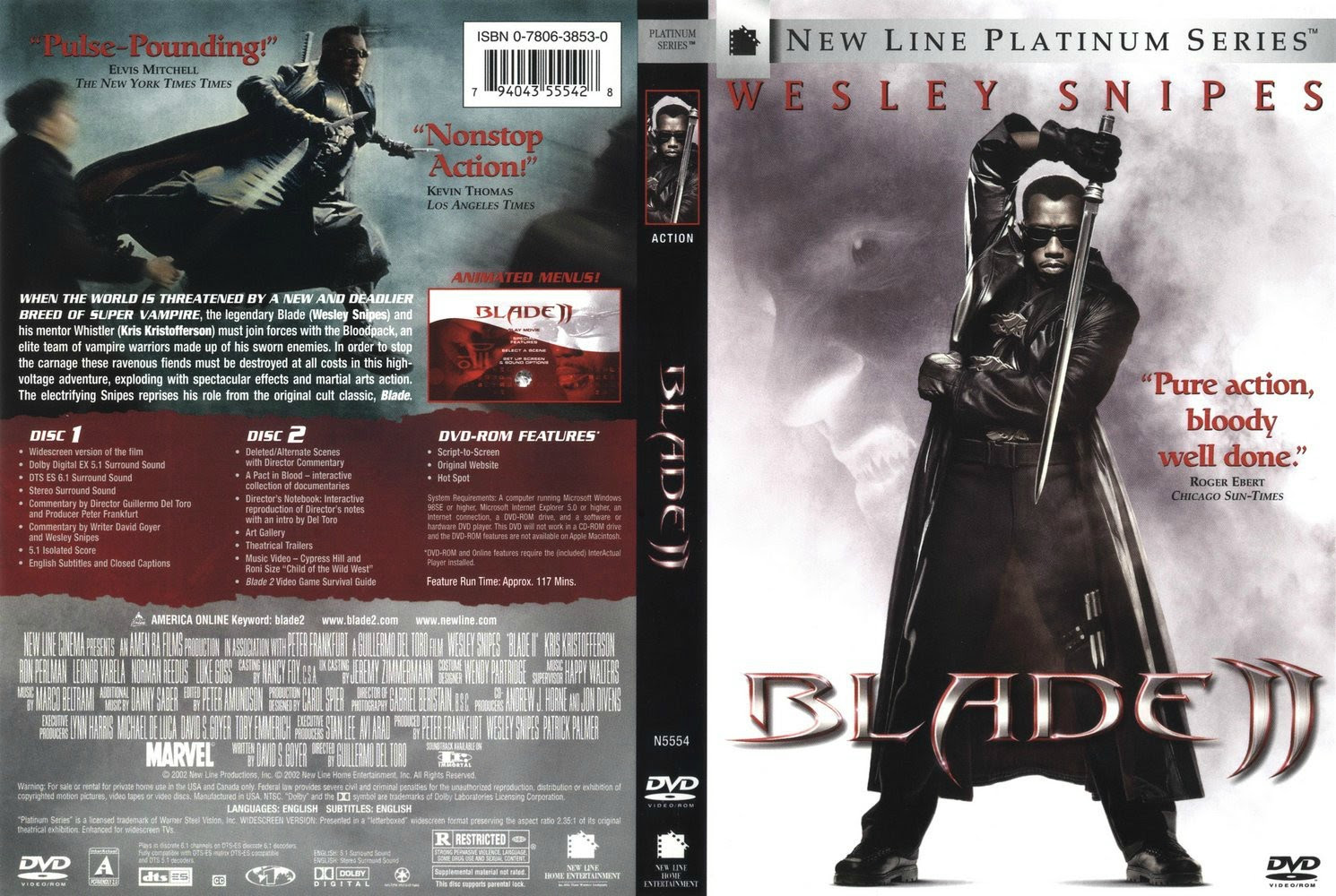 Blade 2 O Caçador De Vampiros Torrrent - Legendado (2013)e