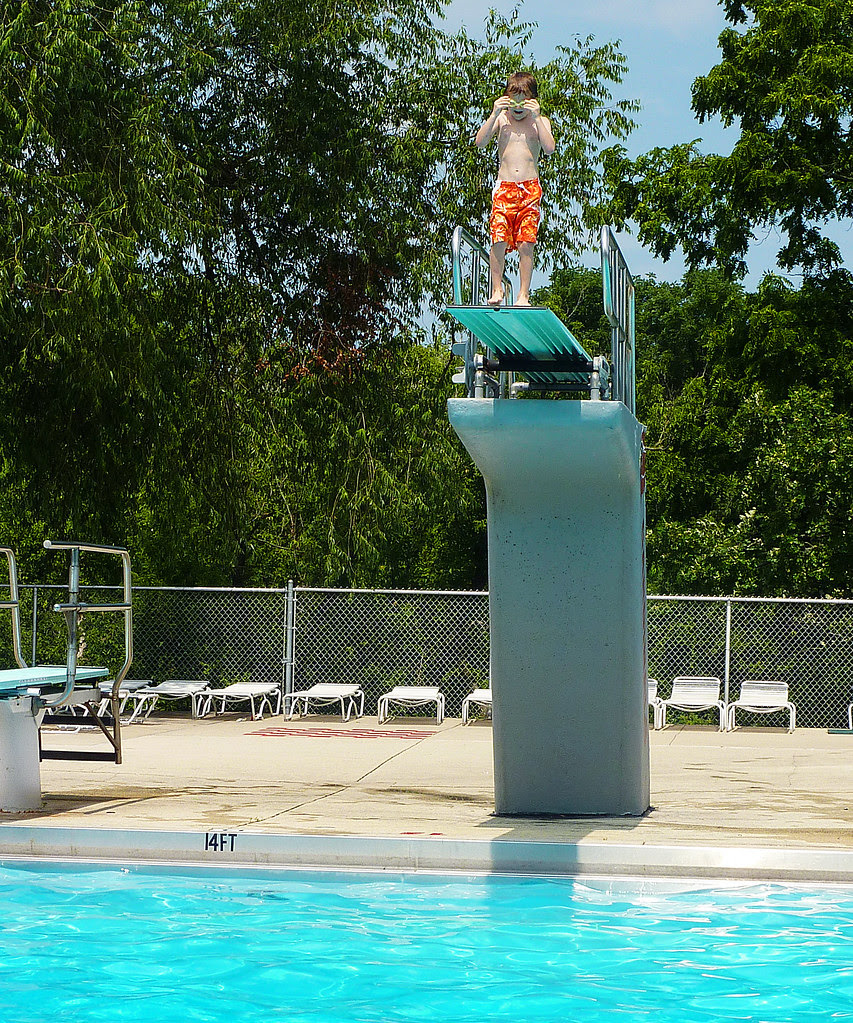 High Dive!