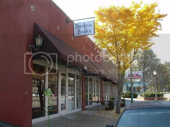 Burkes Book Store in Memphis TN