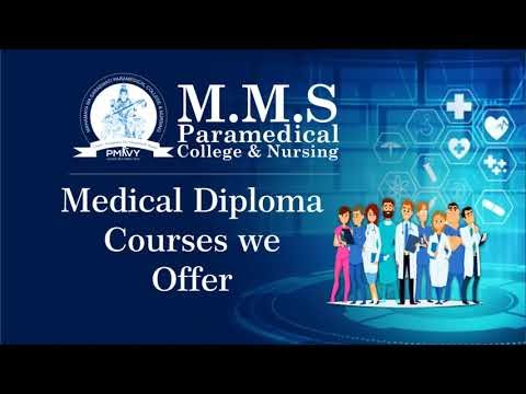 Paramedical and Nursing Career guide and courses approved by National Skill Development Corporation.