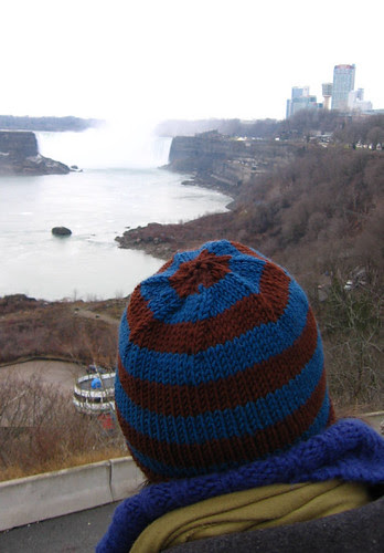 K's Hat does Niagara