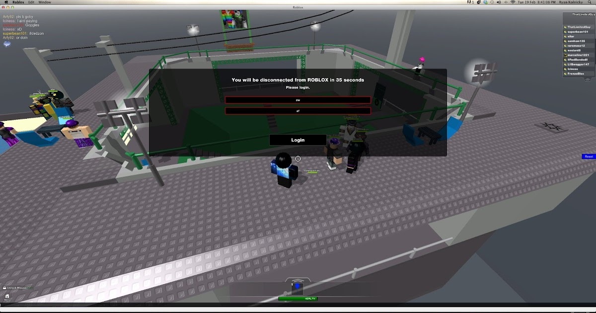 Roblox News General Advisory Never Give Your Roblox Login Info To Anyone Or Anything That Asks For It
