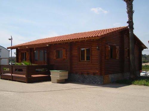 Casas de madera prefabricadas casa madera prefabricada for Casas prefabricadas de madera baratas