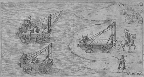 Heinrich Zeising - Theatri machinarum Erster - 1613 m