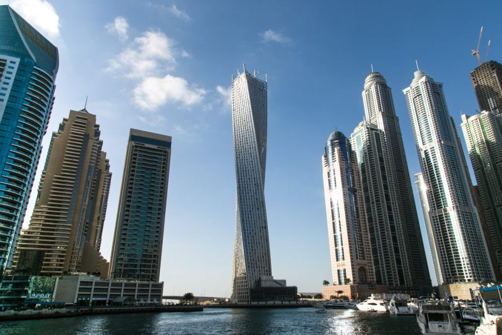 Dubai Is Building A Rotating Skyscraper, Here's Everything You Should Know (Photos)