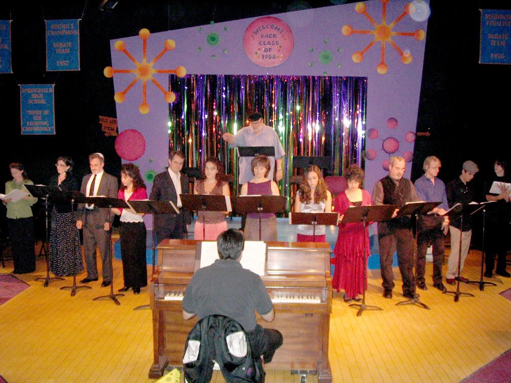 Full Cast of Tevye