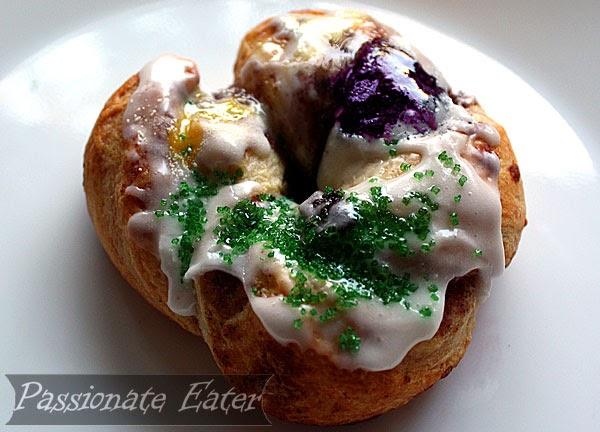 Braided King Cake Recipe