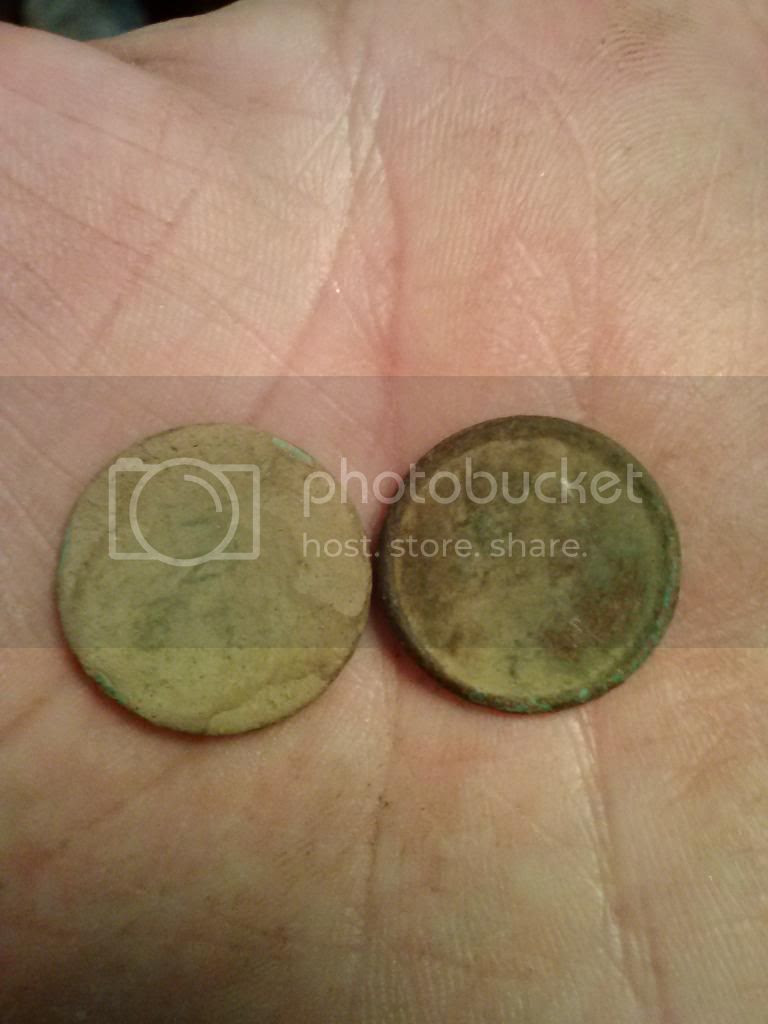 Penny the size of a dime!? - Friendly Metal Detecting Forums