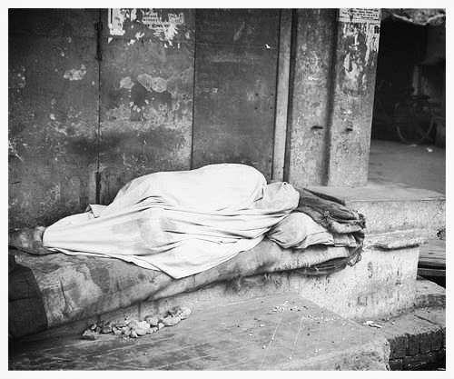 The Cocoon Sleep by firoze shakir photographerno1