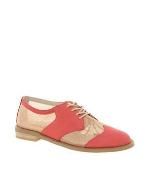 Image 1 ofF-Troupe Mesh Saddle Shoes