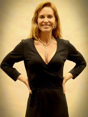 Paula Burlamaqui (Foto: Avenida Brasil / TV Globo)