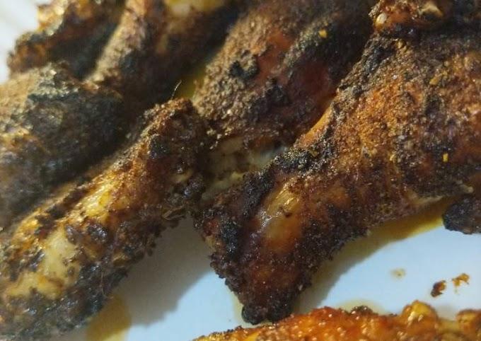 Recipe of Ultimate Air Fryer Wings