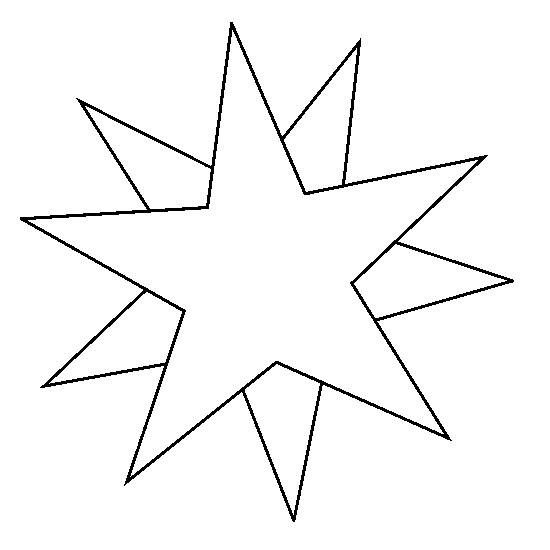 Dibujos Para Colorear Estrellas Sol Luna Morning Kids