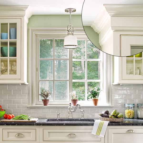 Kitchen Cabinet Crown Molding Ideas: Home Design Ideas Homes With Molding And Trim