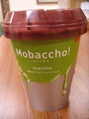 Matcha Mobaccho!