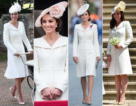 Thrifty Kate Middleton wears the same outfit   Royal