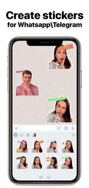 Sticker Whatsapp Selber Machen Iphone - Elizabeth